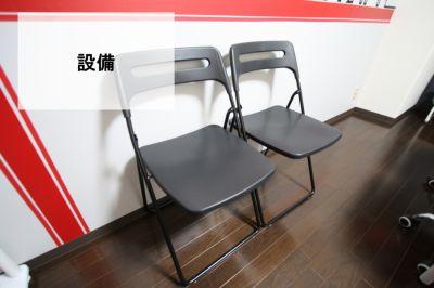 ロイヤルプラザ御幸町 レッドライン会議室の設備の写真