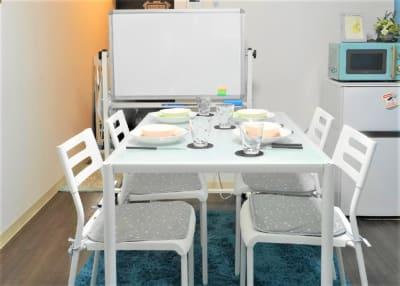 ダイニングテーブルセット - スペースNear‗A館 &SORAの室内の写真