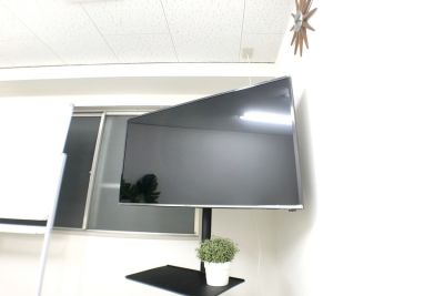 お気軽会議室 本町 パルフェ本町 会議室の設備の写真