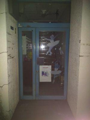 K'sレンタルスタジオの入口の写真