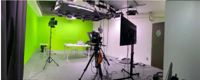東京セミナースタジオ(中) - 東京セミナースタジオ オンライン動画スタジオの室内の写真