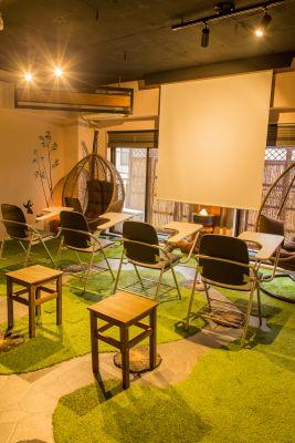 シェアスペースYURIKAGO 備品使用が完全無料♪貸切癒し空間の室内の写真