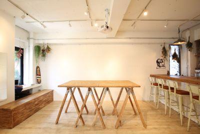 JOINT Harajuku  2F 多目的スペースの室内の写真