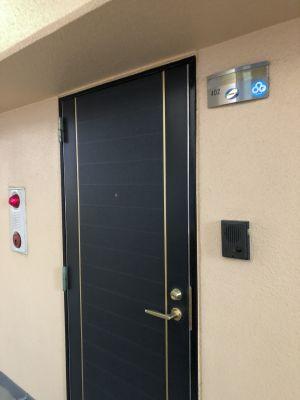 レンタルスペースE.U.B 多目的スペースの入口の写真