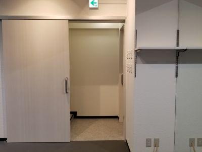 原宿ダンススタジオ 2020年3月NEW OPEN!の入口の写真