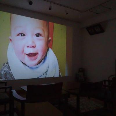 プロジェクター完備 - レンタルスペースぎゃらり~アニモ 多目的に利用可なレンタルスペースの室内の写真