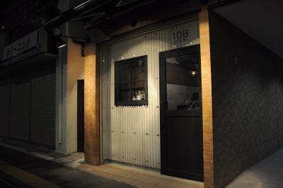 108-トウハチ- 貸し店舗の外観の写真