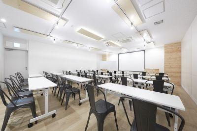タイムシェアリングビズ品川 B【旧みんなの会議室】の室内の写真