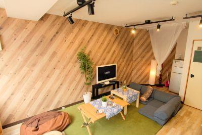 今池MAISON パーティースペースの室内の写真