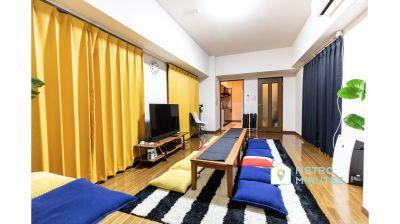 【バンビスペース】 可愛いスペース♡パーティープランの室内の写真