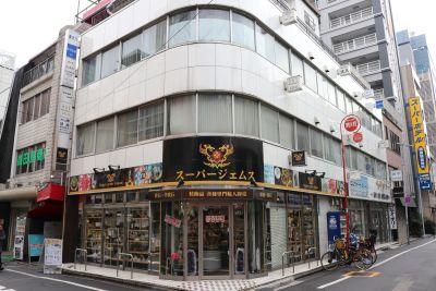 RAKUNA上野・御徒町 B号室の外観の写真