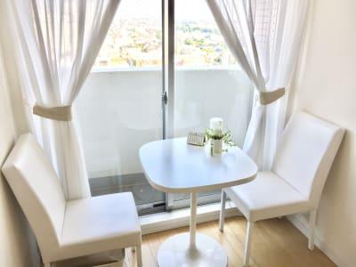サロン吉祥寺の室内の写真