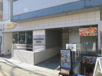 サロン吉祥寺の入口の写真