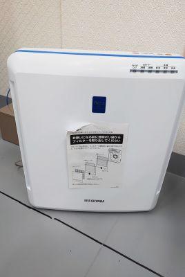 個室据え置きの空気清浄機 - レンタルミニスペース フクリズム 1階 多目的スタジオの設備の写真