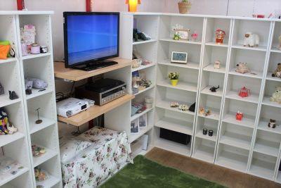サロン - スタジオ アンデルセン レンタルスペースの室内の写真