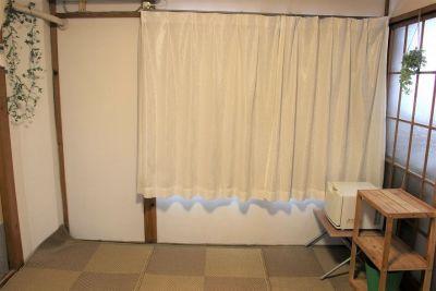 スタジオ アンデルセン レンタル和室の室内の写真