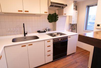 浅草AQUA TERRACE ~キッチン付きレンタルスペース~の設備の写真