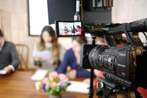 収録対応 - hair ROOK るうく 2F 貸スタジオの室内の写真