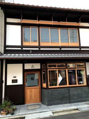 京町家 Tawaraya 北の間 2階 4.5畳+3畳の外観の写真