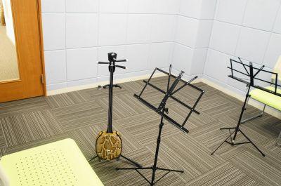 はいから和楽器教室 大森校 Cスタジオの設備の写真