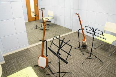 はいから和楽器教室 大森校 Bスタジオの設備の写真