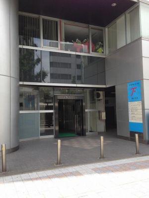 ビッグアップル・スタジオ 多目的スペースの入口の写真