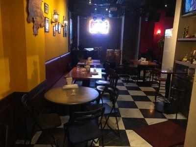 CAFE LA VIDA 貸切ホールの室内の写真