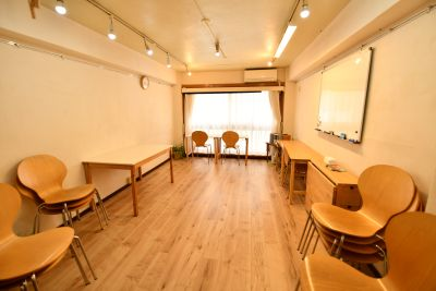 スペースコナ 銀座 3階 多目的スペースの室内の写真