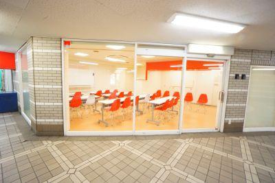 レンタルスペース@名鉄 豊田市駅の入口の写真