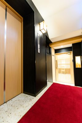 BOOK&OFFICE 文悠 A-1室の入口の写真