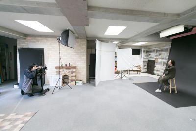 アイスタジオ レンタルスタジオの室内の写真