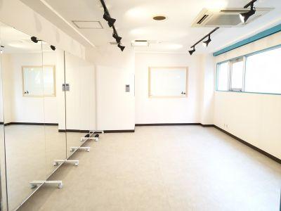 明るい雰囲気. 窓が開い, 換気が可能スタジオ - ベストフレンドレンタルスペース スタジオ/ 大部屋<フレンド1>の室内の写真