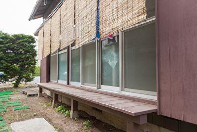 アイビーカフェ府中 昭和レトロ・昭和の浴室・おふろ席の外観の写真