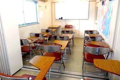 西池袋 貸し教室 Gendai 15名用 貸し教室の室内の写真