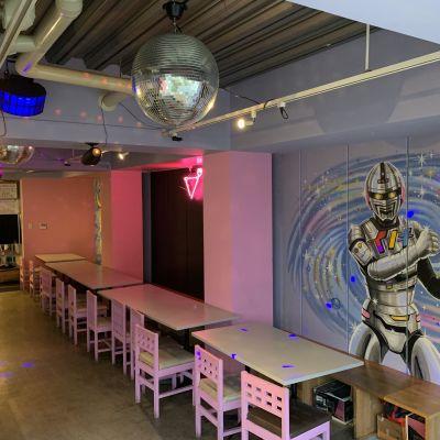 イノチ食堂 レンタルキッチン 多目的スペースの入口の写真