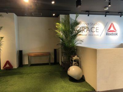 GRACE HORIE トレーニング、フィットネスジムの室内の写真