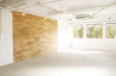 長居パークサイドギャラリー 53m2 スペース ポップアップの室内の写真