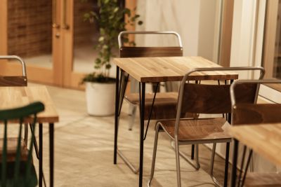 EXIA レンタルスペース  1Fカフェ・キッチンシェアの室内の写真