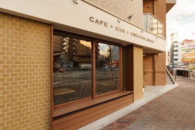 EXIA レンタルスペース  1Fカフェ・キッチンシェアの外観の写真