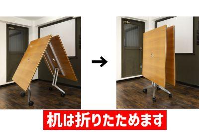 渋谷宇田川スタジオ302 12名着席可の多目的スペースの設備の写真