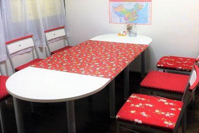 ASCC亜洲超級文化中心  勉強スペース(D)の室内の写真