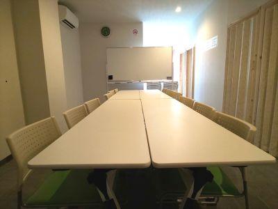 静岡駅5分/新静岡駅1分│会議室 会議室/多目的スペース◎1+5室の室内の写真
