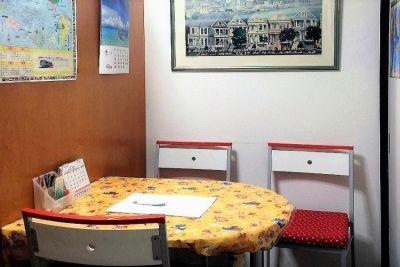ASCC亜洲超級文化中心  勉強スペース(A)の室内の写真