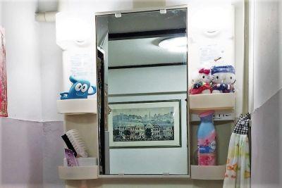 ASCC亜洲超級文化中心  勉強スペース(A)の設備の写真
