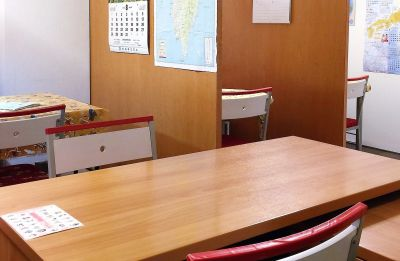 ASCC亜洲超級文化中心  405室貸切スペースの室内の写真