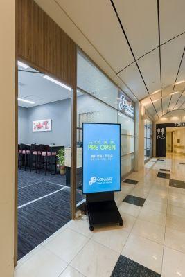 リファレンスキャナルシティ博多 貸会議室CA2-typeBの入口の写真