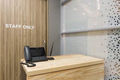 リファレンスキャナルシティ博多 貸会議室CA1の入口の写真