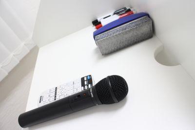 ワン・デイ・オフィス 第2会議室 会議室【結婚式 余興 練習】の設備の写真