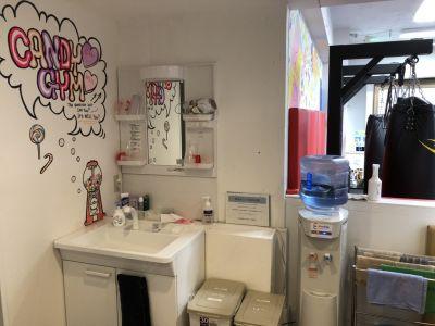 CANDY GYM レンタルスタジオの設備の写真