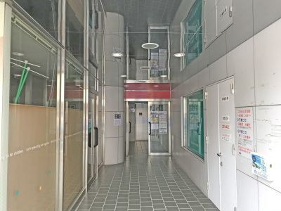 高崎白銀ビル 貸会議室 第一会議室【最大60席】 の入口の写真